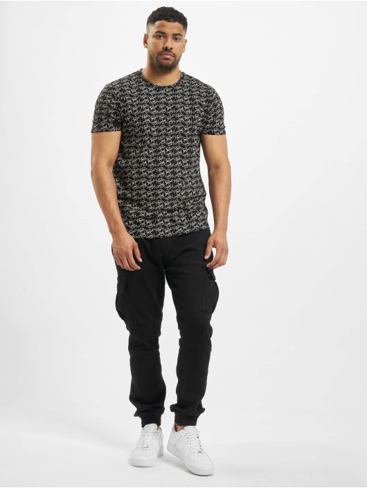 Project X Paris T-Shirty All-Over czarny
