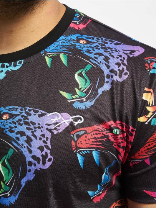 Project X Paris T-Shirty Gradient Jaguar czarny