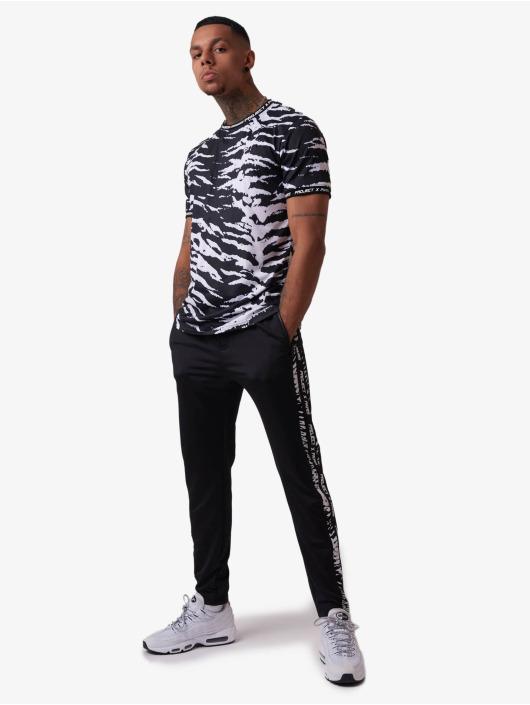 Project X Paris T-Shirty Zebra czarny