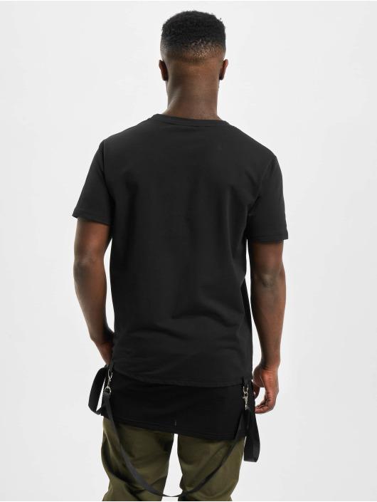 Project X Paris T-Shirty Mesh czarny
