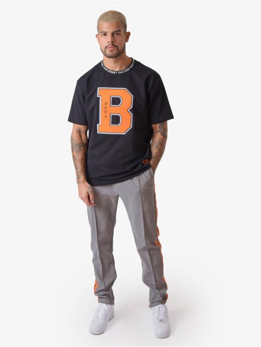 Project X Paris T-Shirty Loose Fitting czarny