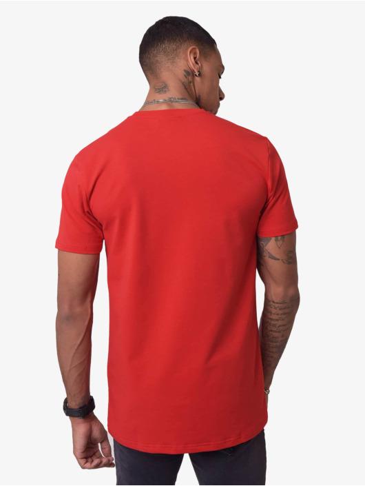 Project X Paris T-Shirty Logo czerwony