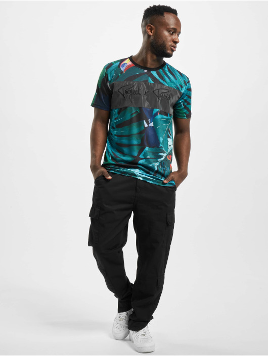 Project X Paris T-Shirty Tropical kolorowy