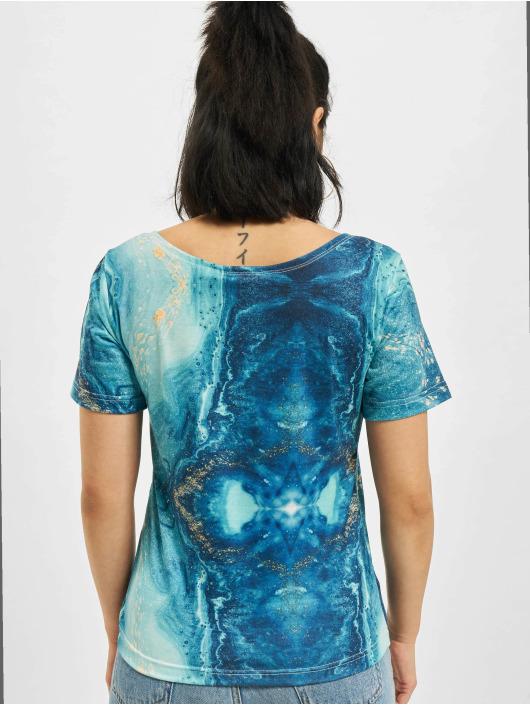 Project X Paris T-Shirty Liquid Gradient niebieski