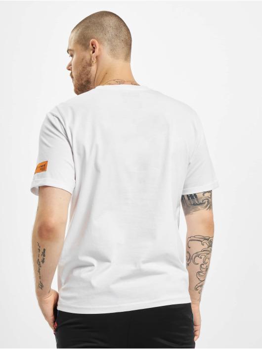 Project X Paris T-skjorter Orange Label Basic hvit