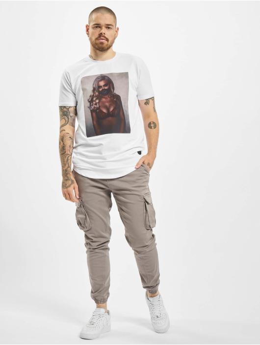 Project X Paris T-skjorter Kylie hvit