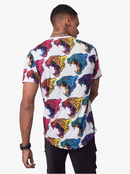 Project X Paris T-skjorter Gradient Jaguar hvit
