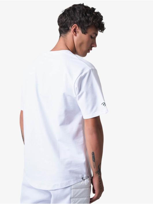 Project X Paris T-skjorter Project X Paris Embroidery Logo Loose hvit