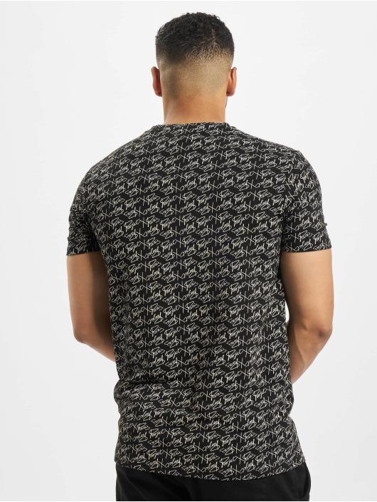 Project X Paris T-skjorter All-Over svart