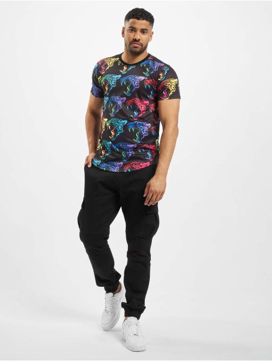 Project X Paris T-skjorter Gradient Jaguar svart