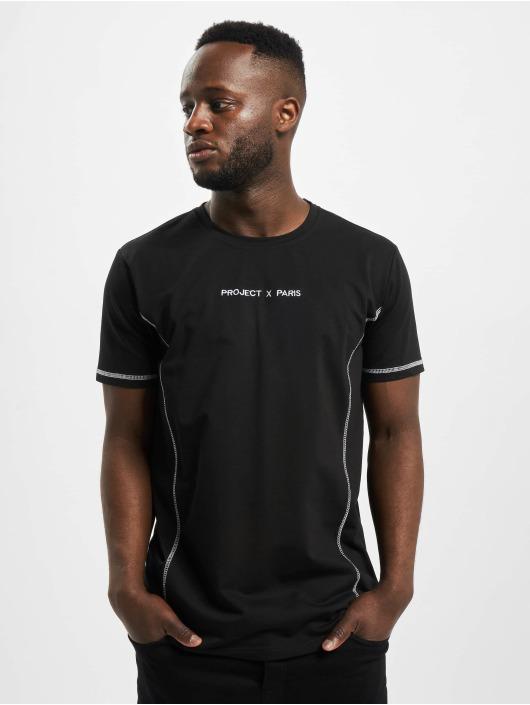Project X Paris T-skjorter Gradient svart