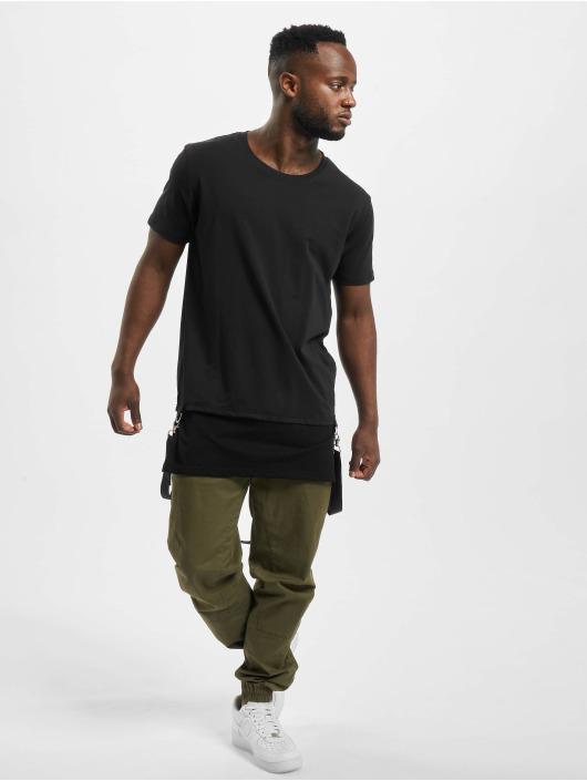 Project X Paris T-skjorter Mesh svart