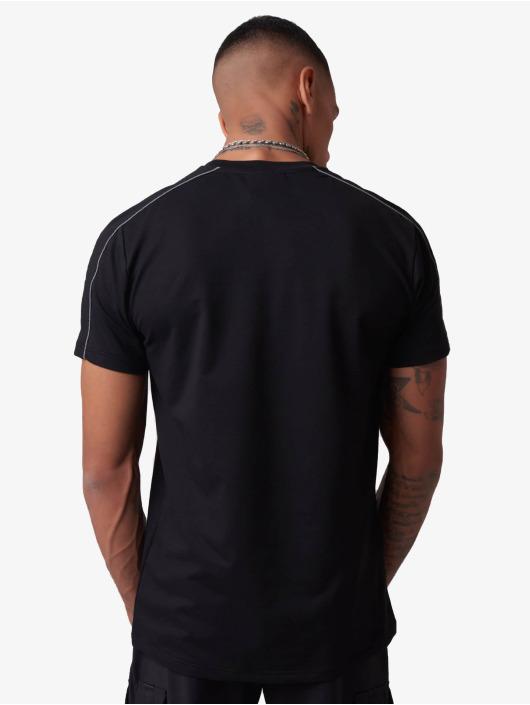 Project X Paris T-skjorter Reflect Piping svart