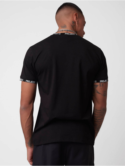 Project X Paris T-skjorter Logo Bands svart