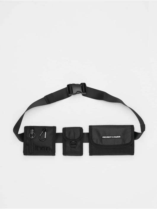 Project X Paris Torby Multi-Pocket czarny