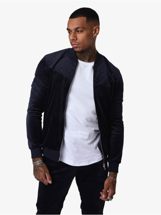 Project X Paris Transitional Jackets Velvet blå