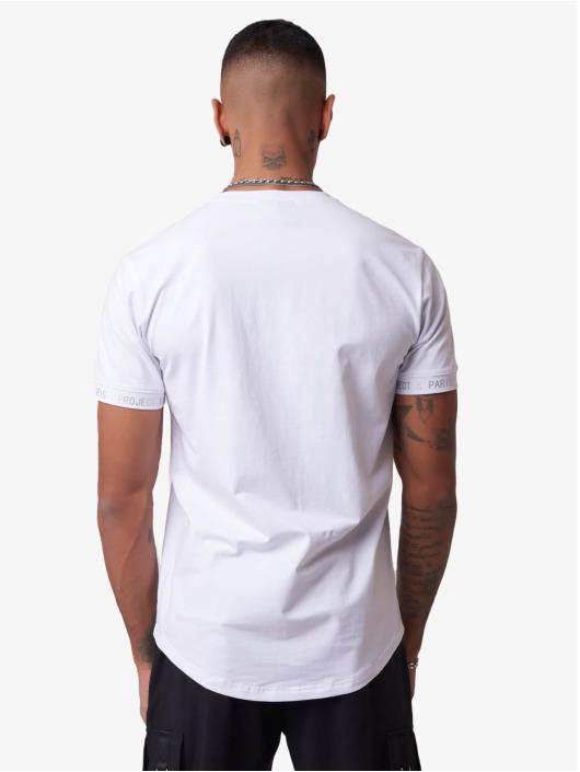 Project X Paris Tričká Logo biela