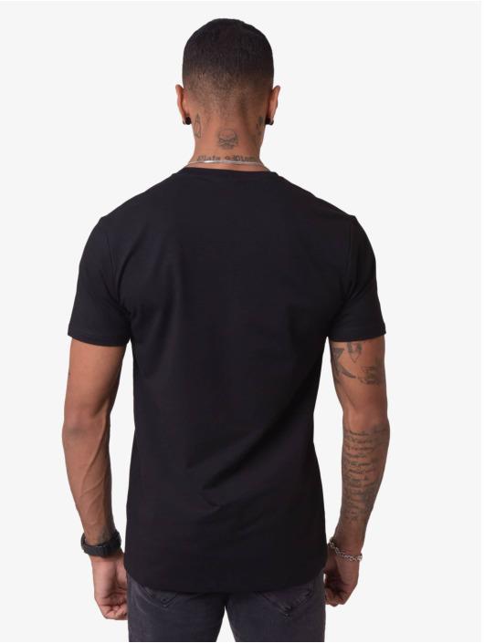 Project X Paris Trika Logo čern