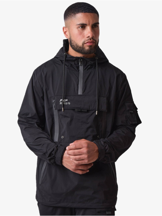 Project X Paris Zomerjas Pockets zwart