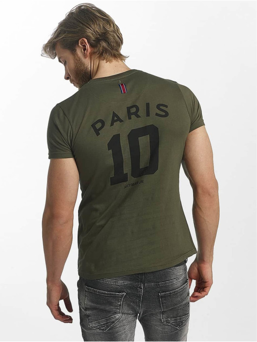 PSG by Dwen D. Corréa T-Shirt Nahil khaki