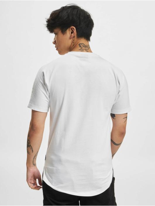 Publish Brand T-skjorter Malachy hvit