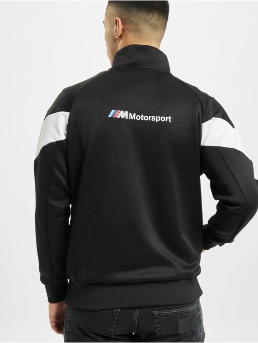 Puma Демисезонная куртка BMW MMS MCS черный