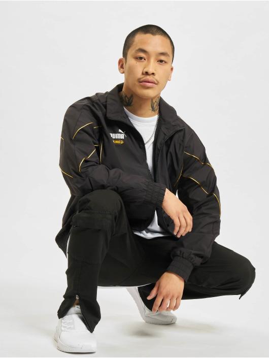 Puma Демисезонная куртка Iconic King черный