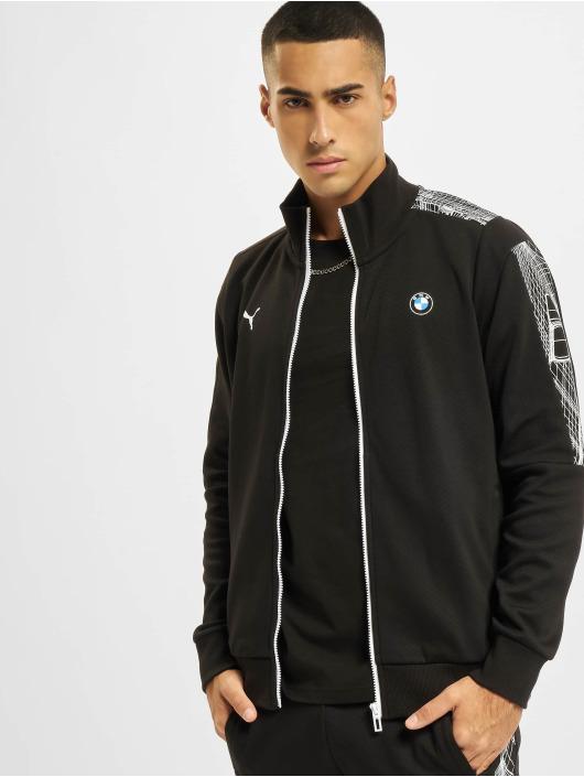 Puma Демисезонная куртка BMW MMS T7 черный