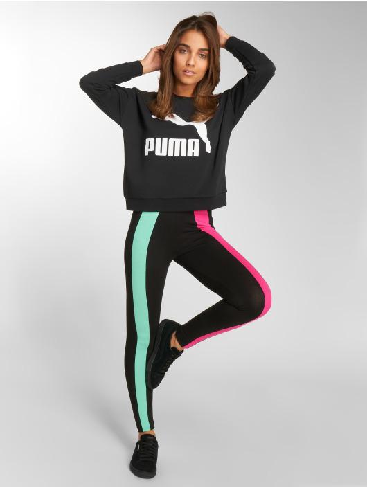 Puma Леггинсы Classics T7 черный
