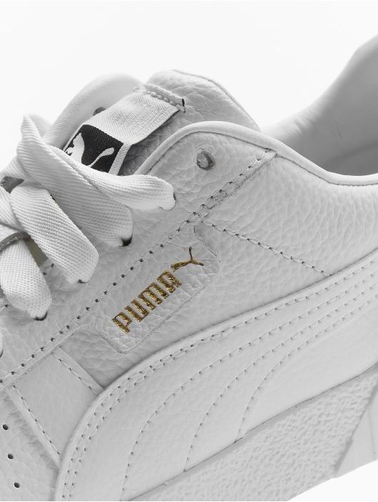 Puma Сникеры Cali белый