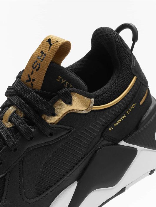 Puma Сникеры Rs-X Trophy черный