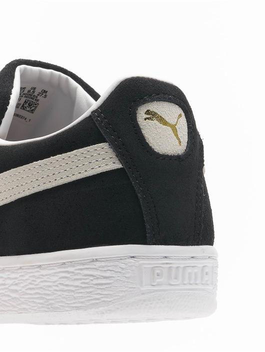 Puma Сникеры Suede Classic XXI черный