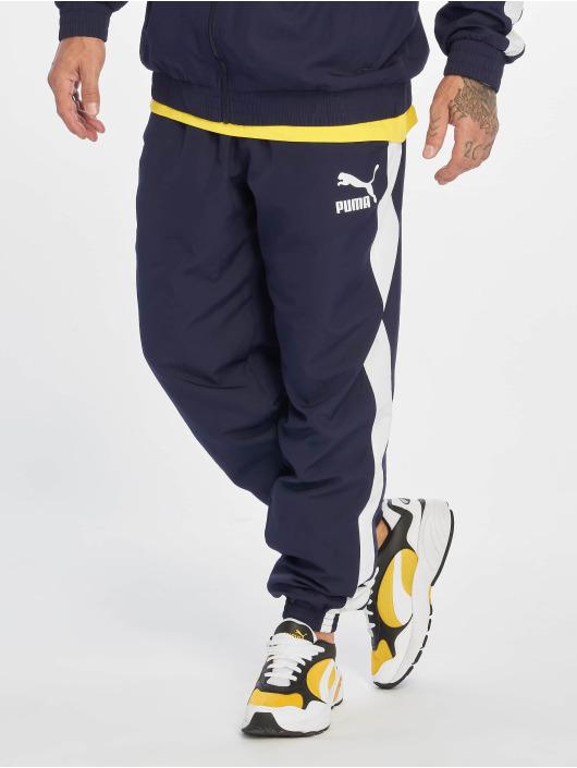 Puma Спортивные брюки Iconic T7 синий