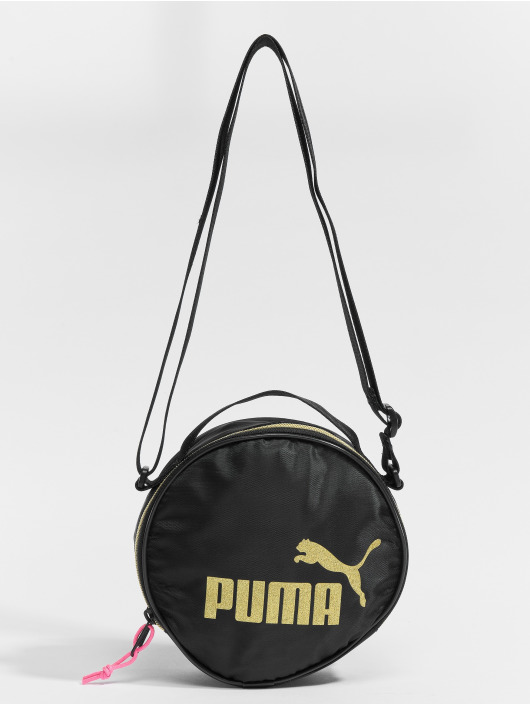 Puma Сумка Core Round Case Seasonal черный