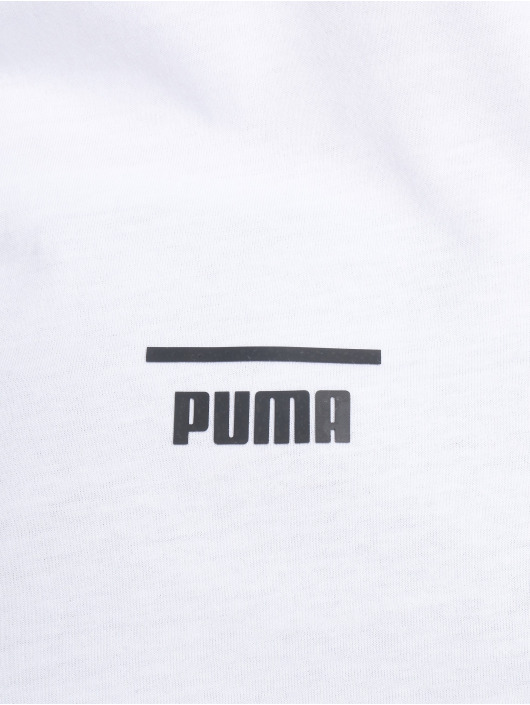 Puma Футболка Pace белый