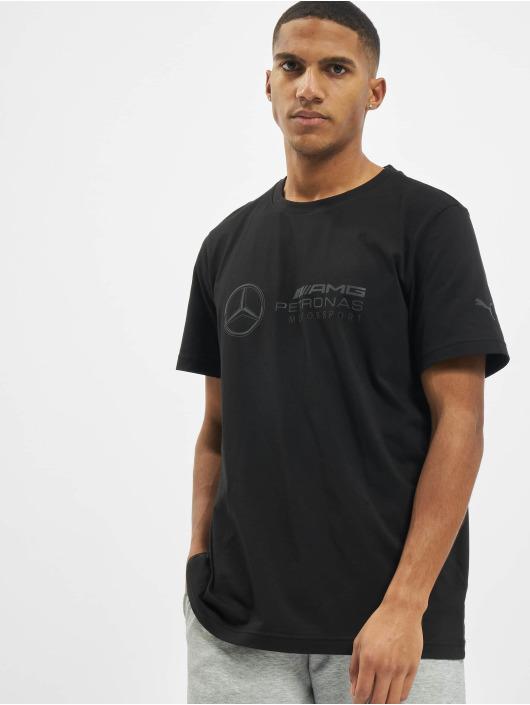 Puma Футболка MAPM Logo черный