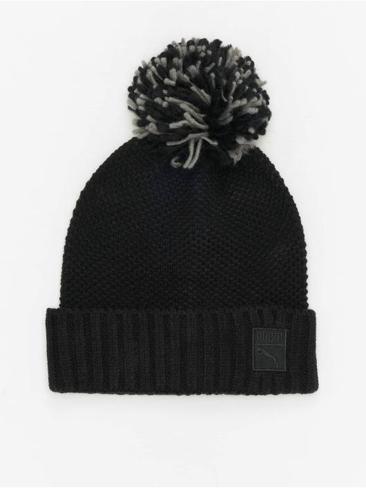 Puma шляпа Archive Pom черный