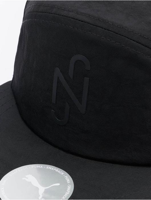 Puma 5 Panel Caps FB schwarz