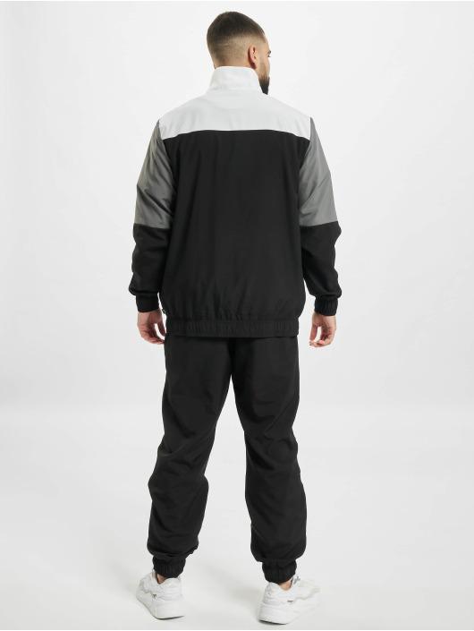 Puma Anzug CB Retro Woven CL schwarz