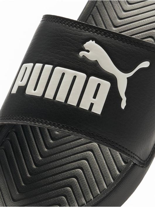 Puma Badesko/sandaler Popcat svart