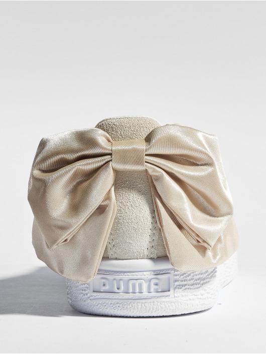 Puma Baskets Suede Bow Varsity beige