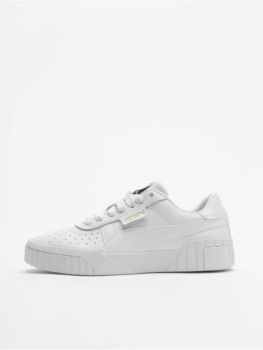 Cali Whitepuma Puma Sneakers Women's White hsrQtdCxoB