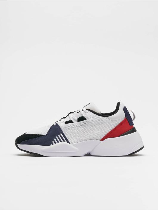 tout neuf 12928 47825 Puma Zeta Suede Sneakers Puma White/Puma Black