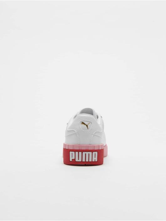 Puma Baskets Cali Women's blanc