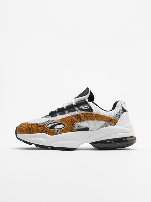 Puma Whitegolden Cell Animal Kingdom Orange Sneakers XkuOTPZi