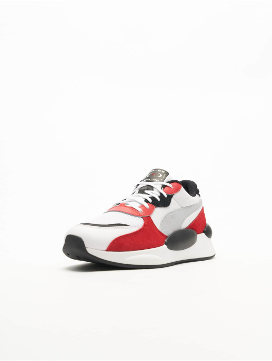 Puma RS 9.8 Space Sneakers Puma WhiteHigh Risk Red