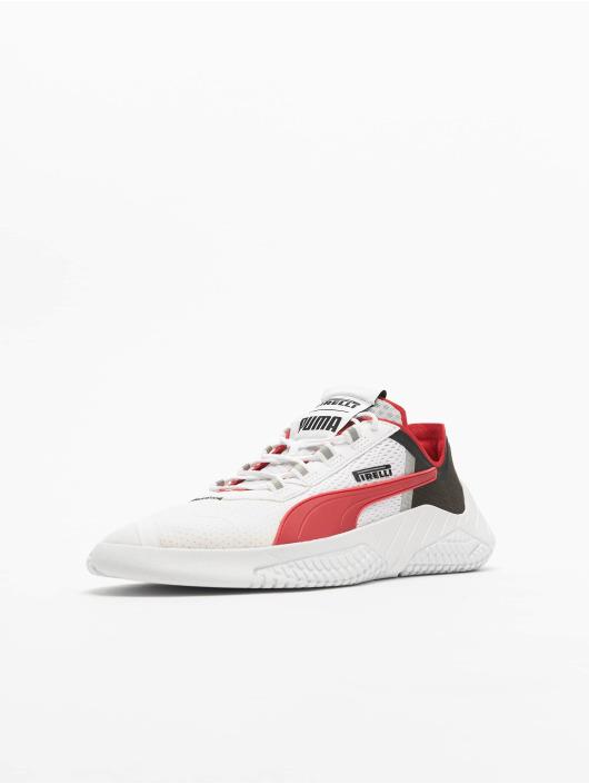 Puma Baskets Replicat X Pirelli blanc