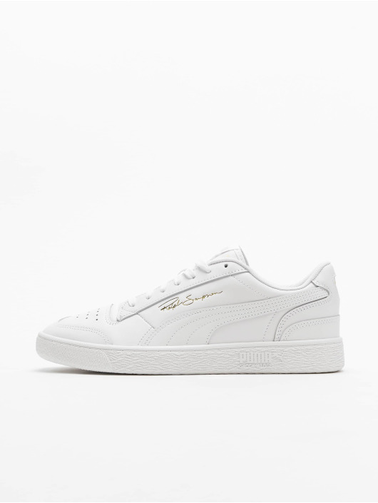 Puma Baskets Ralph Sampson Low blanc