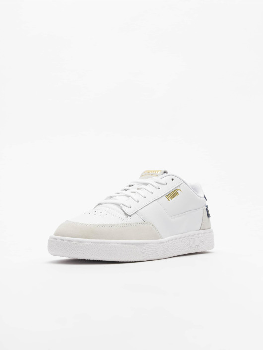 Puma Baskets Sampson MC Clean blanc