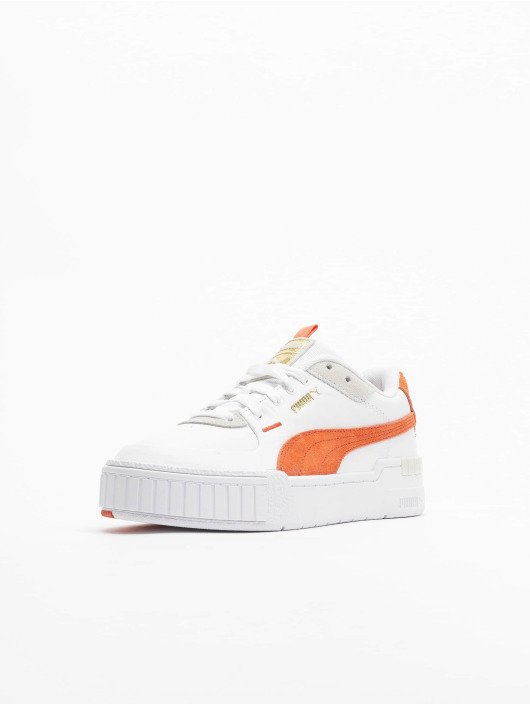 Puma Baskets Cali Sport Mix blanc